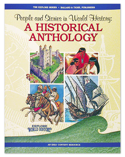 Anthologies: Explore Historical Anthologies